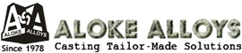 Aloke Alloys, Since 1978. Casting Tailor-Made Solution
